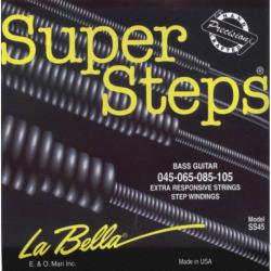 LA BELLA SS45 - Струны для бас-гитары Ла Белла