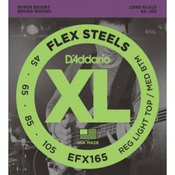 D'ADDARIO EFX 165 - Струны для бас-гитары Даддарио