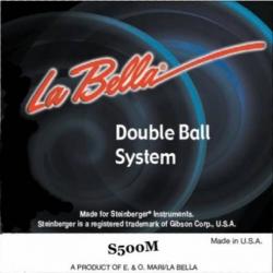LA BELLA S500M - Струны для бас-гитары headless Ла Белла