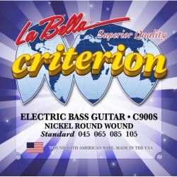 LA BELLA C900S - Струны для бас-гитары Ла Белла