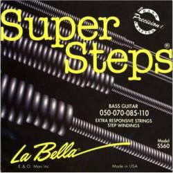 LA BELLA SS60 - Струны для бас-гитары Ла Белла