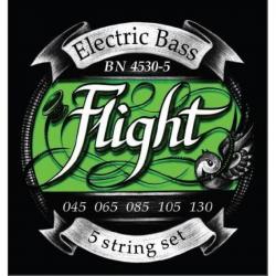 FLIGHT BN4530-5 - Струны для бас-гитары Флайт