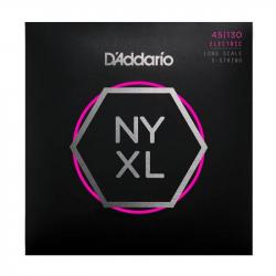 D'ADDARIO NYXL45130 - Струны для бас-гитары Даддарио