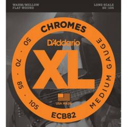 D'ADDARIO ECB 82 - Струны для бас-гитары Даддарио
