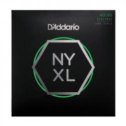 D'ADDARIO NYXL4095 - Струны для бас-гитары Даддарио