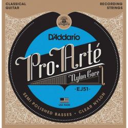D'ADDARIO EJ51 - Струны для классической гитары Даддарио