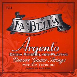 LA BELLA ASPM - Струны для классической гитары Ла Белла