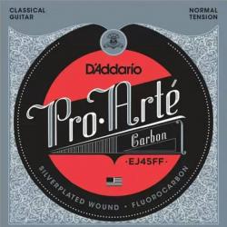 D'ADDARIO EJ45 FF - Струны для классической гитары Даддарио