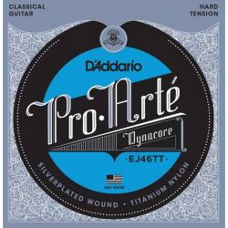D'ADDARIO EJ46 TT - Струны для классической гитары Даддарио