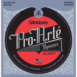 D'ADDARIO EJ45 TT - Струны для классической гитары Даддарио