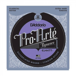 D'ADDARIO EJ44 TT - Струны для классической гитары Даддарио