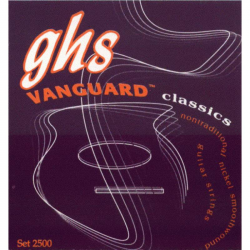 GHS 2500 - Струны для классической гитары Джиэйчэс