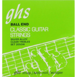 GHS 2050W - Струны для классической гитары Джиэйчэс