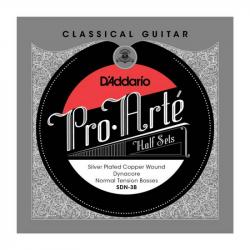 D'ADDARIO SDH-3B - Струны для классической гитары Даддарио