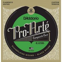D'ADDARIO EJ25 B - Струны для классической гитары Даддарио