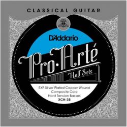 D'ADDARIO XCH-3B - Струны для классической гитары Даддарио
