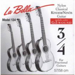 LA BELLA FG134 - Струны для классической гитары Ла Белла