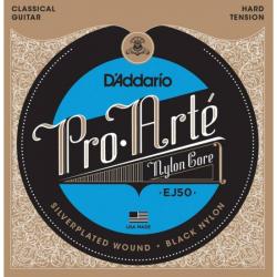 D'ADDARIO EJ50 - Струны для классической гитары Даддарио
