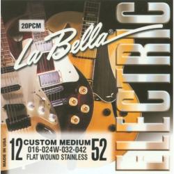 LA BELLA 20PCM - Струны для электрогитары Ла Белла