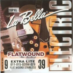 LA BELLA 20PXL - Струны для электрогитары Ла Белла