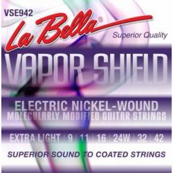 LA BELLA VSE942 - Струны для электрогитары Ла Белла