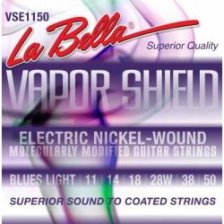 LA BELLA VSE1150 - Струны для электрогитары Ла Белла