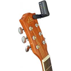 WST-550G Цифровой тюнер для акустических и электро-гитар на прищепке Cherub