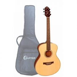 CRAFTER Castaway A N Чехол - Акустическая гитара уменьшенная Крафтер