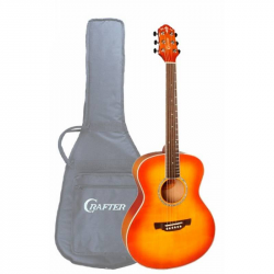 CRAFTER Castaway A OS Чехол - Акустическая гитара уменьшенная Крафтер