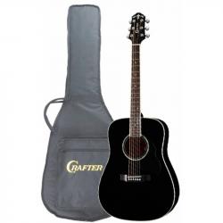 CRAFTER D-8 BK Чехол - Акустическая гитара Крафтер