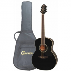 CRAFTER GA-8 BK Чехол - Акустическая гитара Крафтер