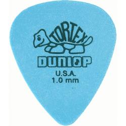 Tortex 418P1.0 Standard медиатор толщина 1,00мм, Dunlop
