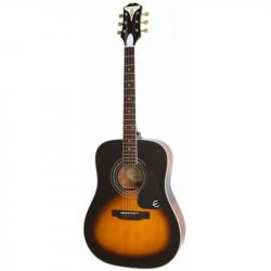 EPIPHONE PRO-1 PLUS Vintage Sunburst - Акустическая гитара Эпифон