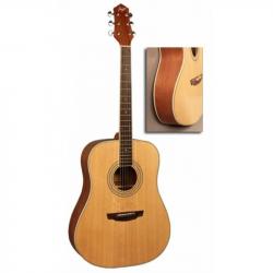 FLIGHT AD-200 NA - Акустическая гитара Флайт