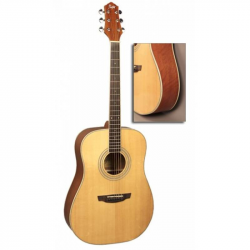 FLIGHT AD-200 NA LH - Акустическая гитара Флайт
