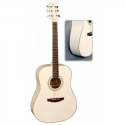 FLIGHT AD-200 WH - Акустическая гитара Флайт