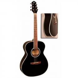 FLIGHT AG-210 BK - Акустическая гитара Флайт