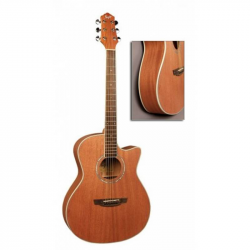 FLIGHT AG-300C NS - Акустическая гитара Флайт