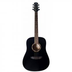FLIGHT D-130 BK - Акустическая гитара Флайт