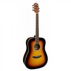 FLIGHT D-200 3TS - Акустическая гитара Флайт