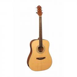 FLIGHT D-200 NA - Акустическая гитара Флайт