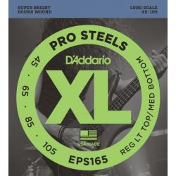 Струны для бас-гитары D'ADDARIO EPS165