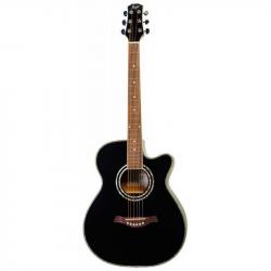 FLIGHT F-230C BK - Акустическая гитара Флайт