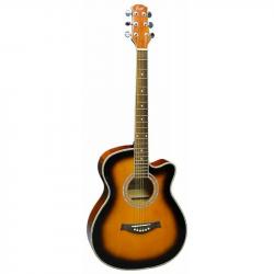 FLIGHT F-230C SB - Акустическая гитара Флайт