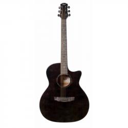 FLIGHT GA-150 BK - Акустическая гитара Флайт