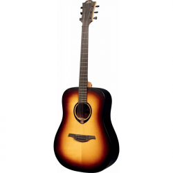 LAG T70D BRB - Акустическая гитара Лаг
