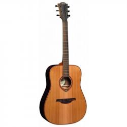LAG T100D - Акустическая гитара Лаг