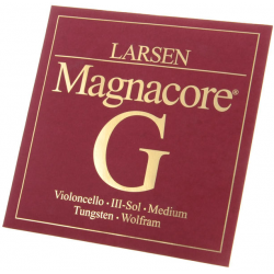 Larsen Magnacore Medium струна Соль