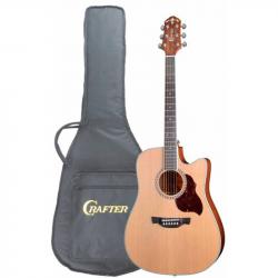 CRAFTER DE-7 N Чехол - Электроакустическая гитара 6-струнная Крафтер