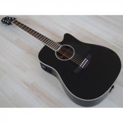 CRAFTER DE-8 BK Чехол - Электроакустическая гитара 6-струнная Крафтер